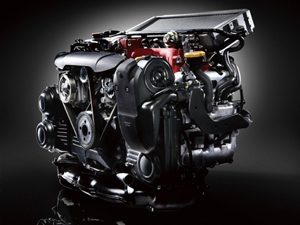 двигателях Subaru Impreza.